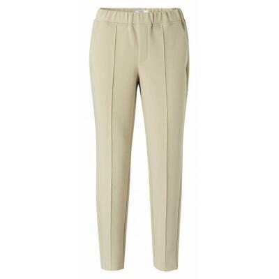 1209119-111 Jersey tailored trouser PALE KHAKI-YaYa