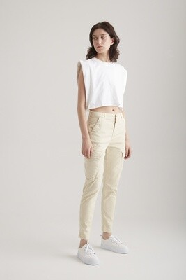 Angel, slim fit Chino sand, Cup of Joe jeans
