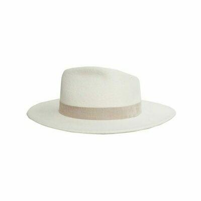 Fedora hat paper sample