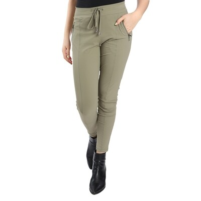 Travel pant RC202060 army green-Realize