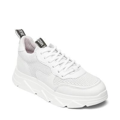 Sneaker Pitty -SM11001024 wit-Steve Madden