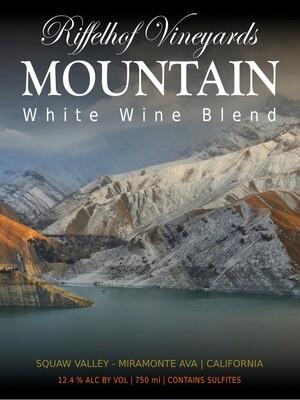 Mountain White Wine Blend
