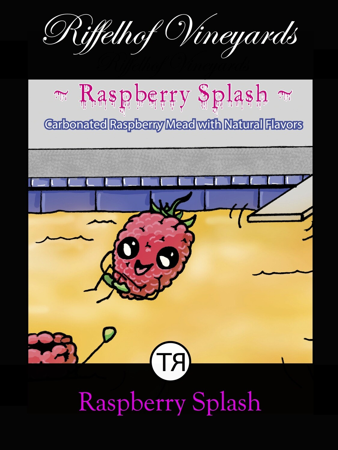 Raspberry Splash