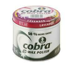 Cobra Floor Polish (Lavender)
