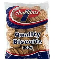 Charhons Buscuits 500grams