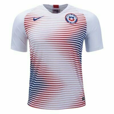 Nike Chile Official Away Jersey Shirt 2018