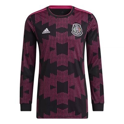 Mexico Official Home Long Sleeve Jersey 2020