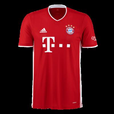 Adidas Official Bayern Munich  Home Jersey Shirt 20/21