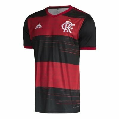 Official Adidas Flamengo Home Jersey 20/21 (Authentic)