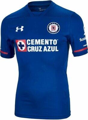 Under Armour Cruz Azul Authentic Home Jersey 17/18