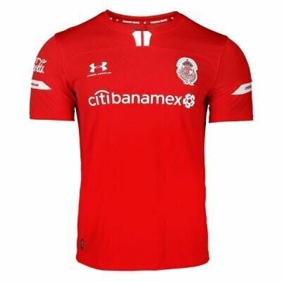 Official Under Armour Toluca Home Jersey Shirt 19/20