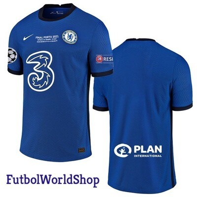 Nike Chelsea Home UCL Final Jersey Shirt 20/21