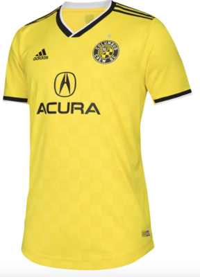 Adidas Columbus Crew SC Official Home Jersey Shirt 19/20 (Authentic)