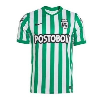 21-22 Atletico Nacional S.A Home Jersey Shirt