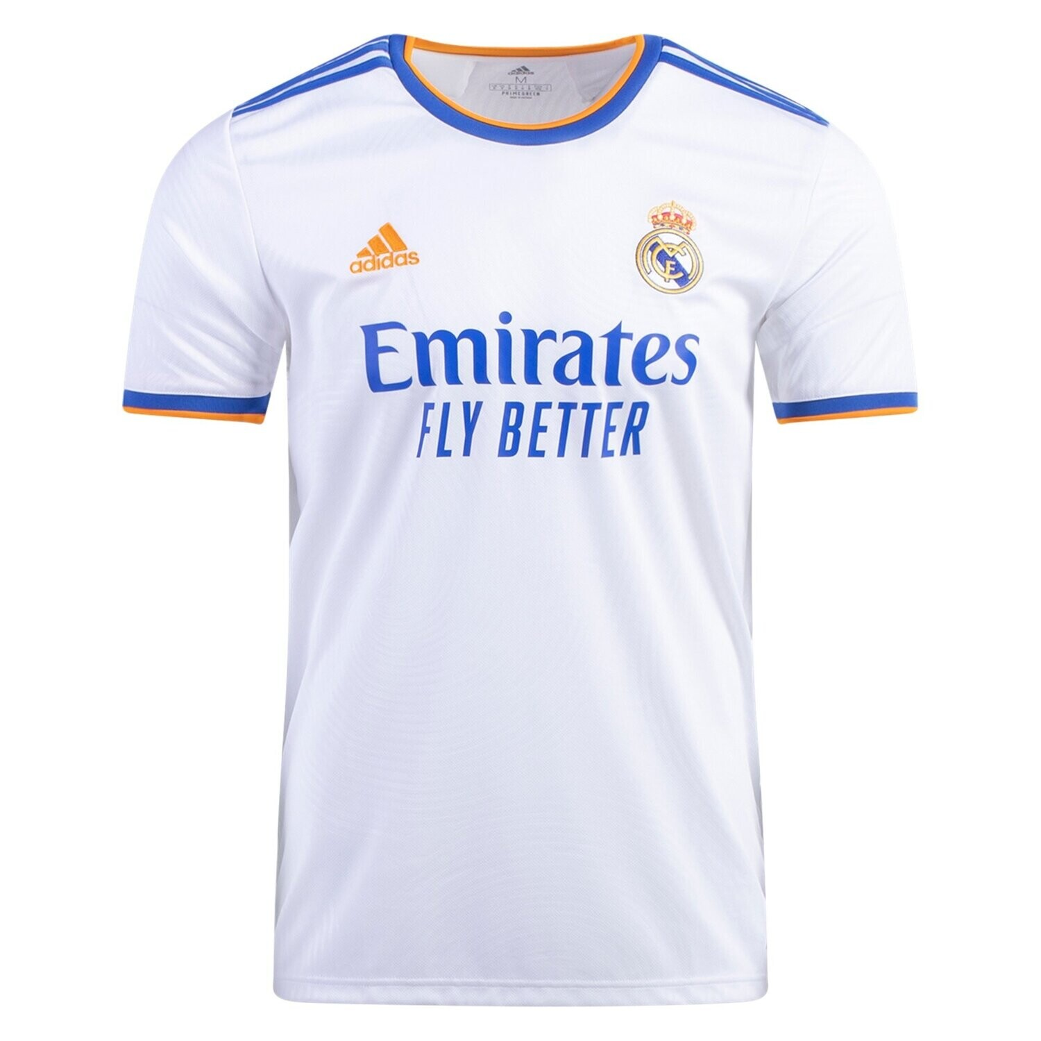 Real Madrid Home Jersey Shirt 21-22
