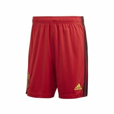 Belgium Home Soccer Short 2020