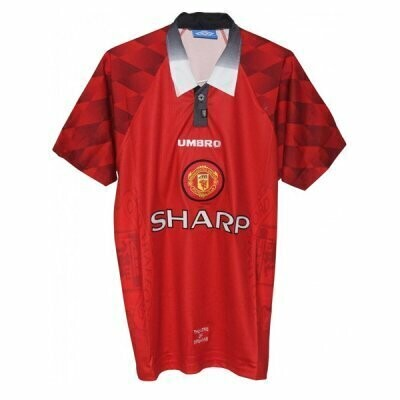 Manchester United Home Jersey 1996-1998