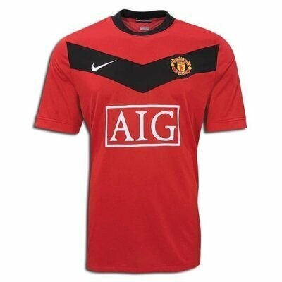 Manchester United Home Jersey 09-10