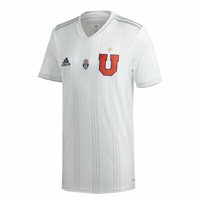2020 Universidad de Chile Away Jersey Shirt White