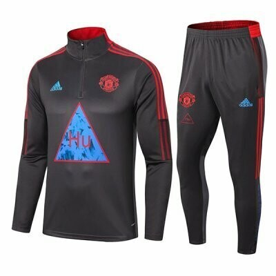 20-21 Manchester United Human Race Training Suit
