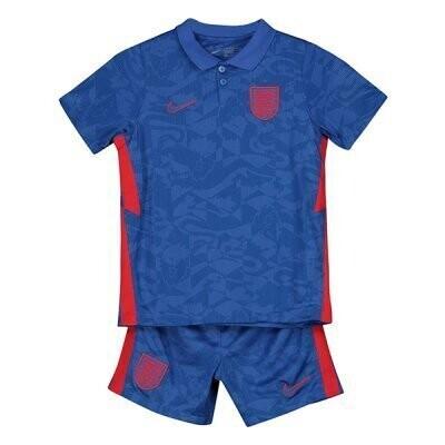 2020 England Away Jersey Kids Kit