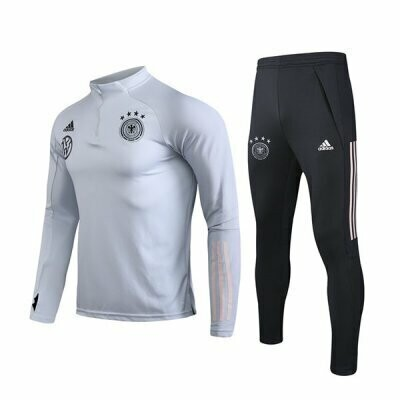 Germany Light Gary Training Suit 2020