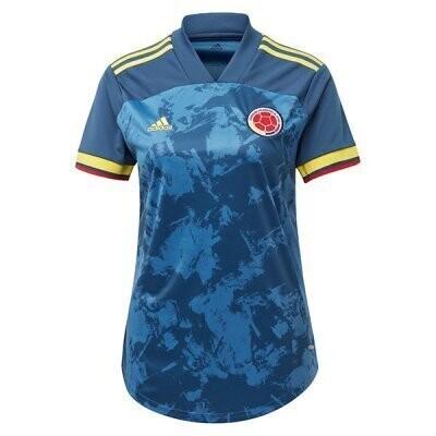 2020 Colombia Away Women Jersey