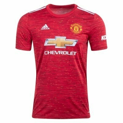 Manchester United Home Soccer Jersey 20-21