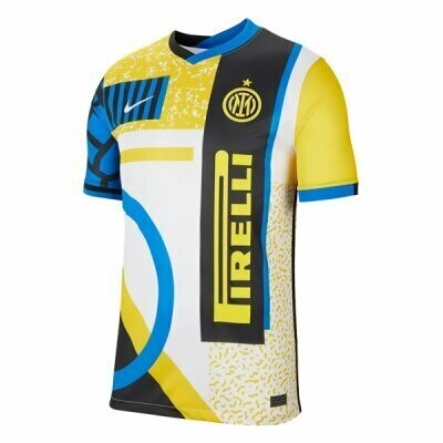 Inter Milan Special Edition Fourth Jersey 20-21