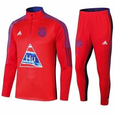 20-21 Bayern Munich Human Race Training Suit