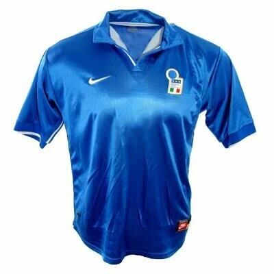 1998 Italy Home Retro Jersey Shirt