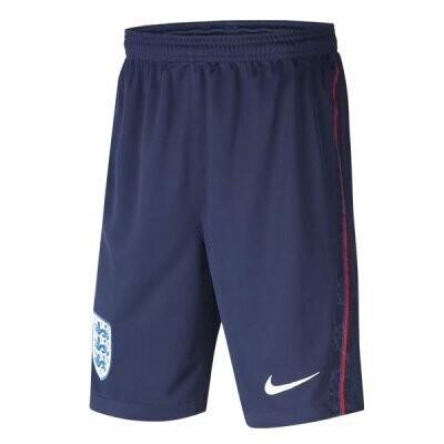 2020 England Home Navy Soccer Short