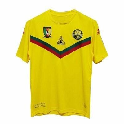 2021 Cameroon Away Yellow Jersey