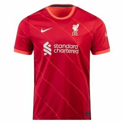 Liverpool Home Jersey 21-22