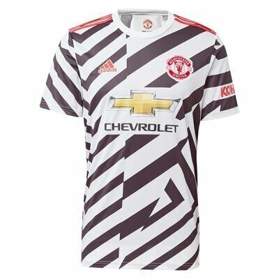 Manchester United Third Soccer Jersey 20-21