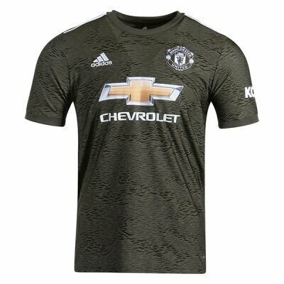 Manchester United Away Soccer Jersey 20-21
