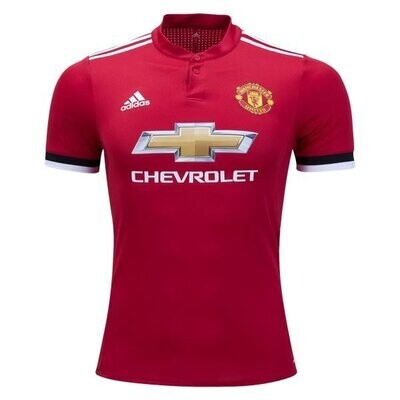 Manchester United Home Jersey Shirt 17/18