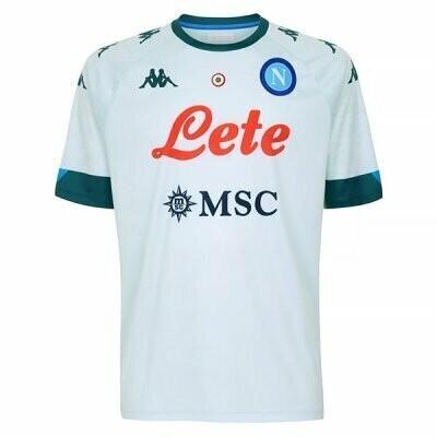 20-21 Napoli Away Soccer Jersey Shirt