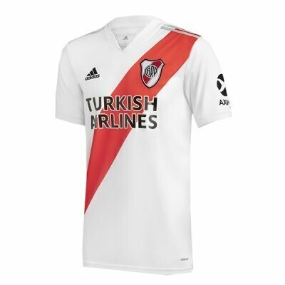 River Plate Home Soccer Jersey Shirt 20-21