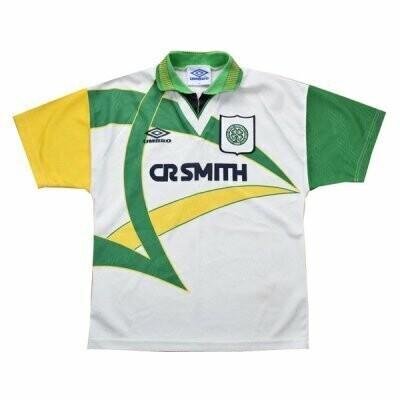 1994-95 Celtic Away Retro Jersey Shirt