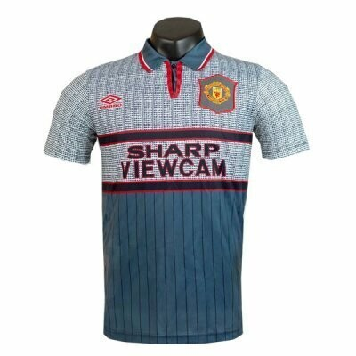 Manchester United Away Retro Jersey 1995-1996