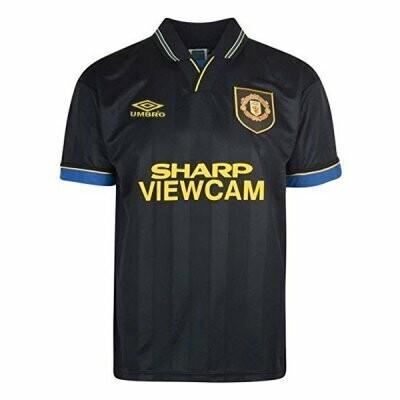Manchester United Retro Away Soccer Jersey Shirt 1992-1994