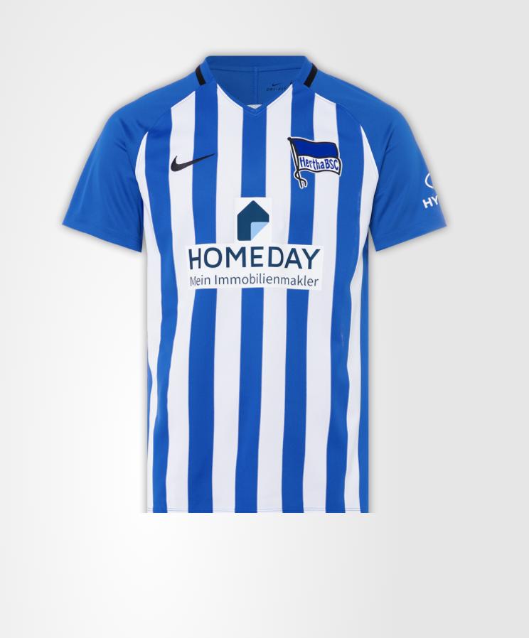 Nike Hertha BSC Official Jersey Shirt 20/21