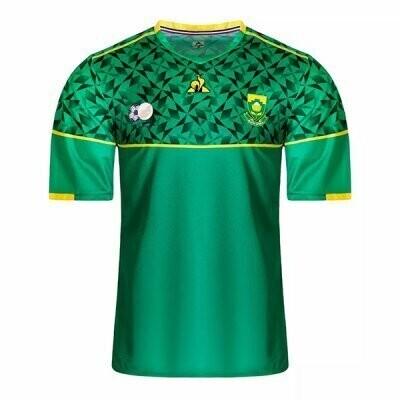 20-21 South Africa Away Green Jersey Shirt