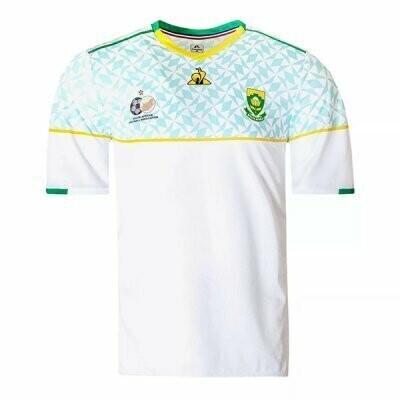 20-21 South Africa Third White Jersey Shirt