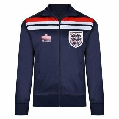 1982 England Away Navy Retro Jacket