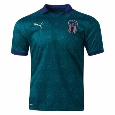 2020 Italy Third Soccer Jersey Shirt