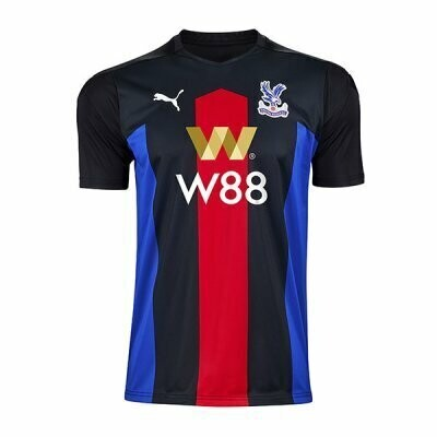 20-21 Crystal Palace Third Soccer Jersey
