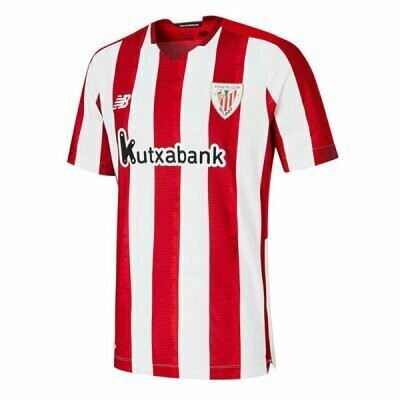 20-21 Athletic Bilbao Home Soccer Jersey Shirt