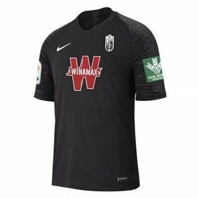 Granada CF Away Black Soccer Jersey 20-21